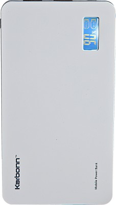 Karbonn Polymer 10 (10000mAh) Power Bank