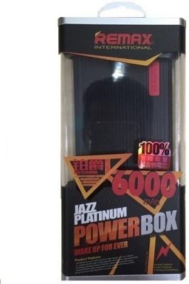 Remax Jazz Platinum 6000mAh Power Bank