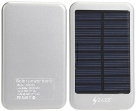 Zazz ZPS325 6000mAh Solar Power Bank