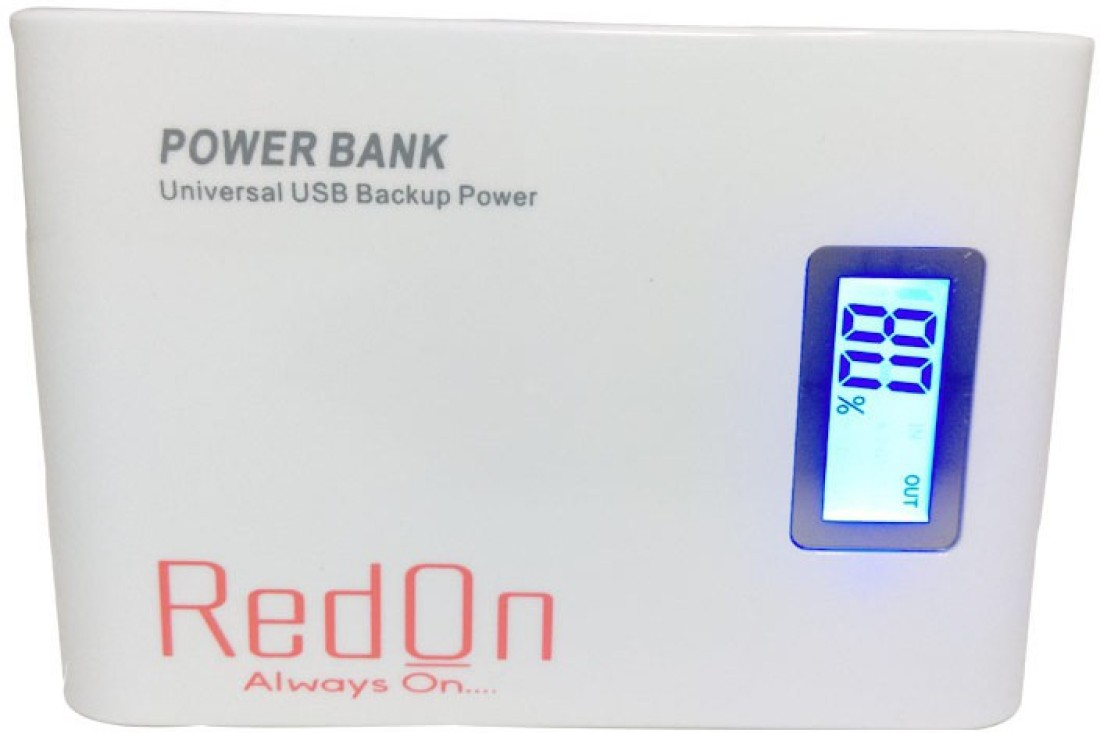 RedOn X10 12000mAh Power Bank