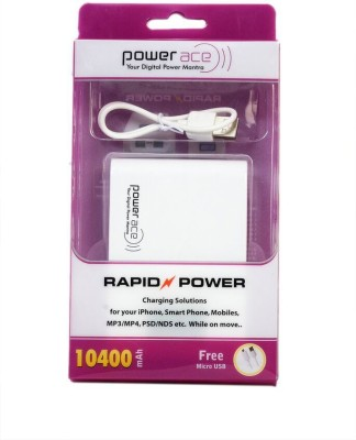 Power Ace PRP-10400 10400mAh Power Bank