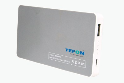 Tefon-Spark-8000mAh-Power-Bank