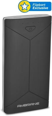 Ambrane P-2080 Power Bank 16000 mAh (Black)