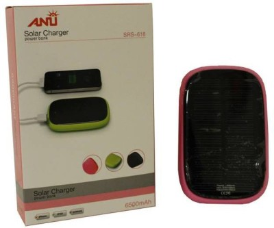 Anu SRS-618 6500mAh Solar Power Bank