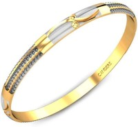 Candere Florence Yellow Gold 18kt Bangle - PGUEHNVJT6TFYMYM