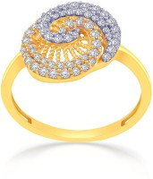 Malabar Gold And Diamonds MHAAAAABJMME 22kt Cubic Zirconia Yellow Gold Ring