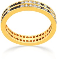 Malabar Gold And Diamonds MHAAAAABJLJS 22kt Cubic Zirconia Yellow Gold Ring