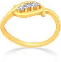 Malabar Gold And Diamonds MHAAAAABJMKW 22kt Cubic Zirconia Yellow Gold Ring
