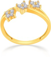Malabar Gold And Diamonds MHAAAAABJMKG 22kt Cubic Zirconia Yellow Gold Ring