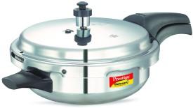 Deluxe-Plus-Junior-Aluminium-4-L-Pressure-Cooker-(Induction-Bottom,-Outer-Lid)
