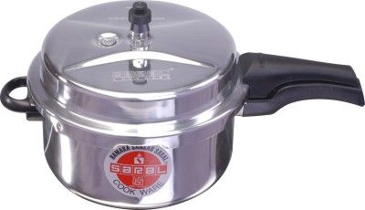 FS00000164 Aluminium 5 L Pressure Cooker (Outer Lid)