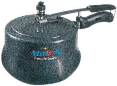 Magik HARD ANNO. HANDI INNER 3 LTR. 3 L Pressure Cooker (Hard Anodized)