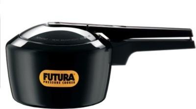futura 2 L Pressure Cooker (Aluminium)