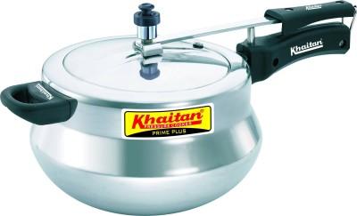 Khaitan 5 L Pressure Cooker (Aluminium)
