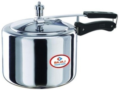 Bajaj Majesty 3 L Pressure Cooker (Induction Bottom, Aluminium)