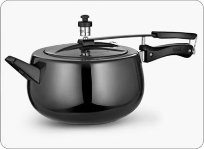 Sunflame 5 L Pressure Cooker (Induction Bottom, Hard Anodized)