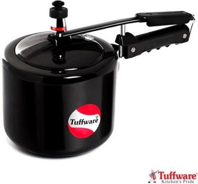 Tuffware 1 L Pressure Cooker (Hard Anodized)