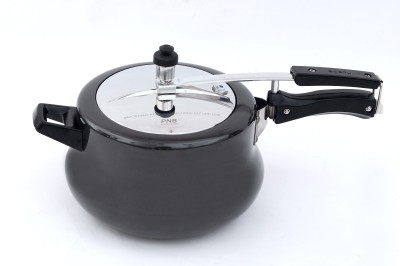 PNB 5.5 L Pressure Cooker (Induction Bottom, Aluminium)