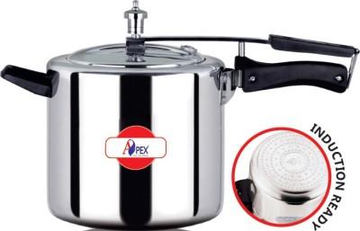 Apex Indigo 5 L Pressure Cooker (Induction Bottom, Aluminium)
