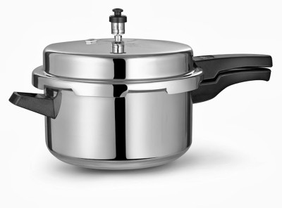 Macclite 5 L Pressure Cooker (Aluminium)