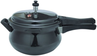 Wonderchef Handi 5.5 L Pressure Cooker (Induction Bottom, Aluminium)