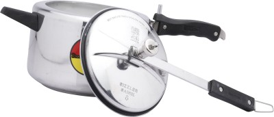Sizzler Sainik SS Popular 5 L Pressure Cooker (Aluminium)
