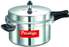 10027 Aluminium 7.5 L Pressure Cooker (Outer Lid)