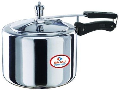 Bajaj 5 L Pressure Cooker (Induction Bottom, Aluminium)