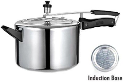 Home King 2 L Pressure Cooker (Induction Bottom, Aluminium)