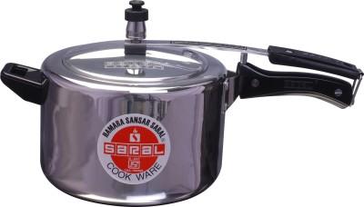 FS00000036 Aluminium 5 L Pressure Cooker (Inner Lid)