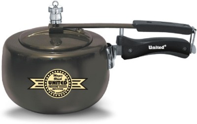 United 3 L Pressure Cooker (Induction Bottom, Aluminium)