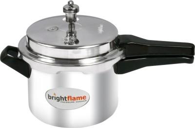 Bright Flame APC - NI 5 L Pressure Cooker (Aluminium)