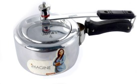 Aluminium-2-L-Pressure-Cooker-(Induction-Bottom,Inner-Lid)
