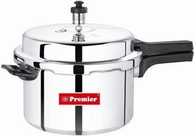 Premier Classic InductionBottom 7.5 L Pressure Cooker (Induction Bottom, Aluminium)