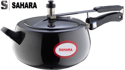 Sahara Traditional Hardodized Magneto 3lt 3 L Pressure Cooker (Induction Bottom, Hard Anodized)