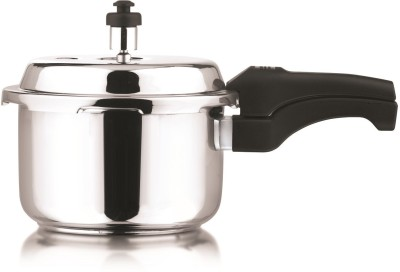 Ultima Safe and Smart 3 L Pressure Cooker (Induction Bottom, Steel)