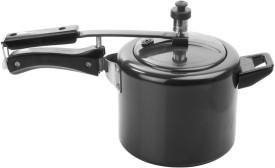 Metallino Hard Anodised Inner Lid 5 L Pressure Cooker