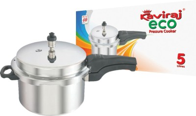 Kaviraj 7.5 L Pressure Cooker (Induction Bottom, Aluminium)