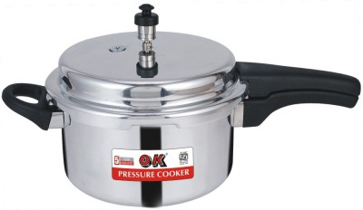 OK 6.5 L Pressure Cooker (Aluminium)