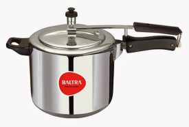 Stella Aluminium 5 L Pressure Cooker