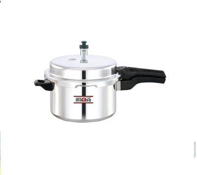 Moksh Induction 5 L Pressure Cooker (Induction Bottom, Aluminium)