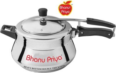 bhanu priya 3 L Pressure Cooker (Aluminium)