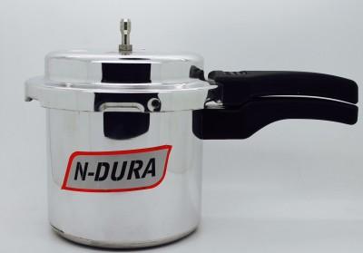 Ndura Deluxe 3 L Pressure Cooker (Aluminium)