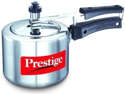 Nakshatra Plus Aluminium 2 L Pressure Cooker (Inner Lid)