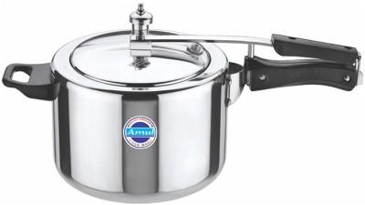Amul COOK WARE Deluxe 8 L Pressure Cooker (Aluminium)