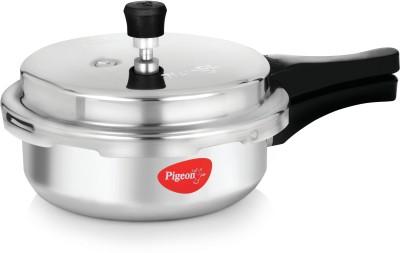 Pigeon Pressure Pan deluxe regular 3.5 L Pressure Cooker (Aluminium)