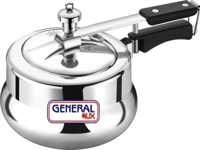 General AUX 5 L Pressure Cooker (Induction Bottom, Aluminium)
