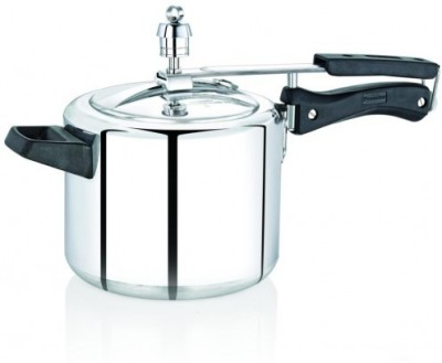 Thousandbrushes 3 L Pressure Cooker (Aluminium)