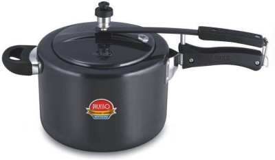 Picasso Hard Anodised 5 L Pressure Cooker (Induction Bottom, Aluminium)