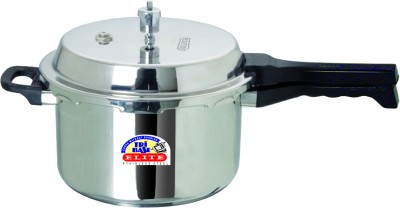 Elite Stainless Steel 3 L Pressure Cooker (Induction Bottom, Stainless Steel)